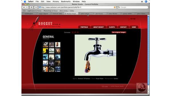 Photoshop composite inspiration - Websites: Photoshop CS3 Creative Photographic Techniques