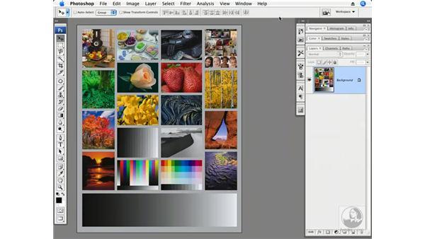Soft proofing: Photoshop CS3 Creative Photographic Techniques
