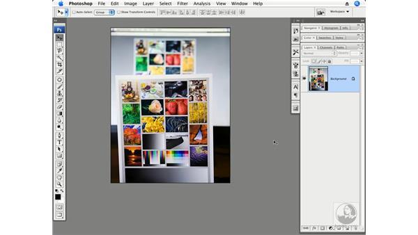 Printer dialog settings: Photoshop CS3 Creative Photographic Techniques