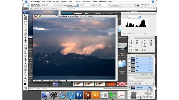 Accessing tools through the keyboard: Photoshop CS3 Prepress Essentials