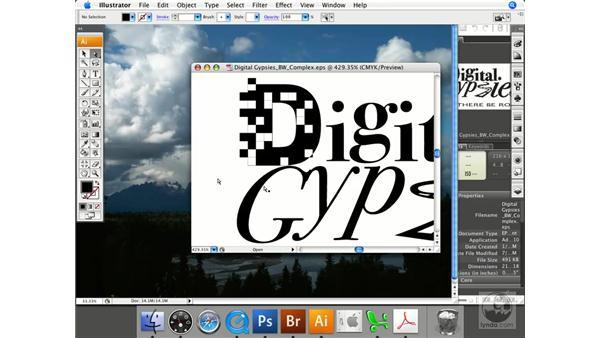 Pixels and vectors: Photoshop CS3 Prepress Essentials