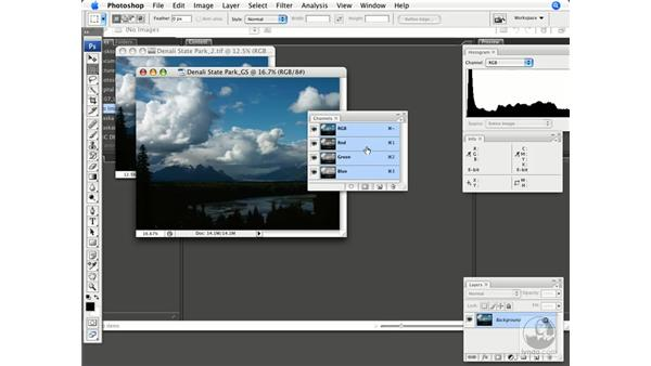 Understanding image channels: Photoshop CS3 Prepress Essentials