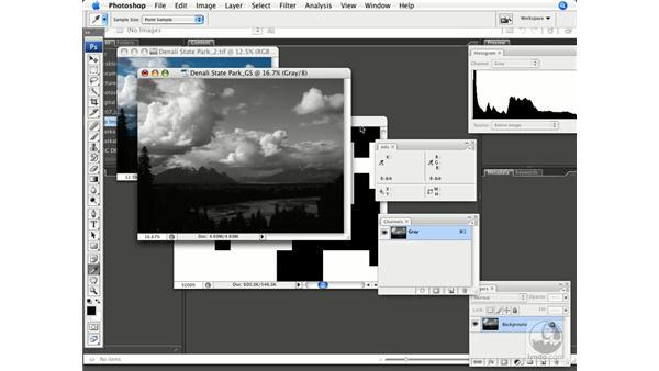 Understanding image bit depth: Photoshop CS3 Prepress Essentials