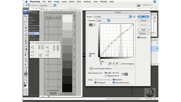Calibration devices: Photoshop CS3 Prepress Essentials