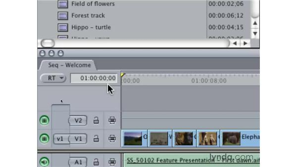 Understanding timecode: Final Cut Pro 6 Essential Editing