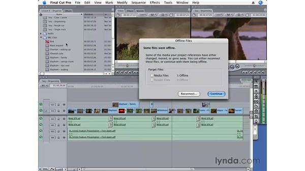 Match Clip: Final Cut Pro 6 Essential Editing