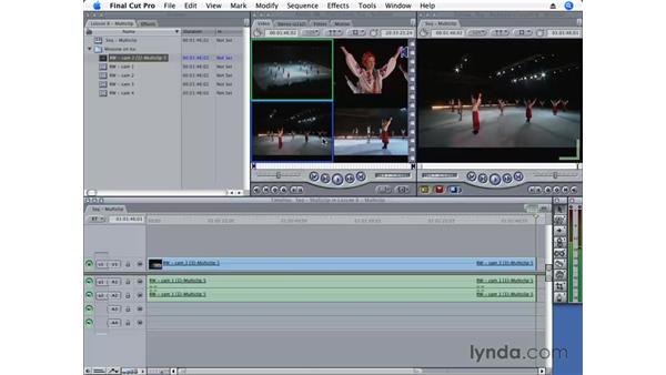 Adding effects: Final Cut Pro 6 Essential Editing