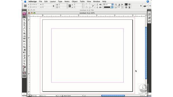 Assigning bleeds and slugs: InDesign CS3 Prepress Essentials