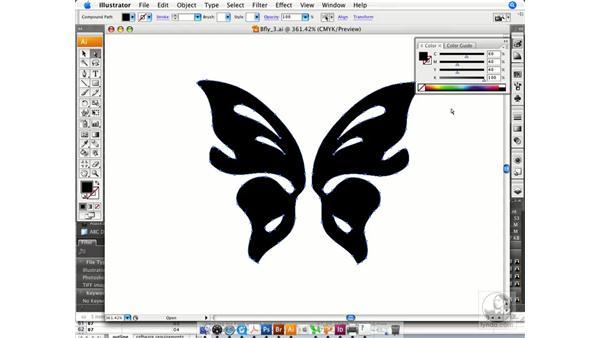 Saving vector EPS graphics: InDesign CS3 Prepress Essentials