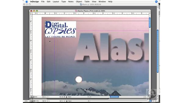 Previewing overprints: InDesign CS3 Prepress Essentials