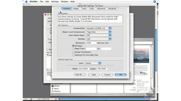 What's new in Distiller?: InDesign CS3 Prepress Essentials