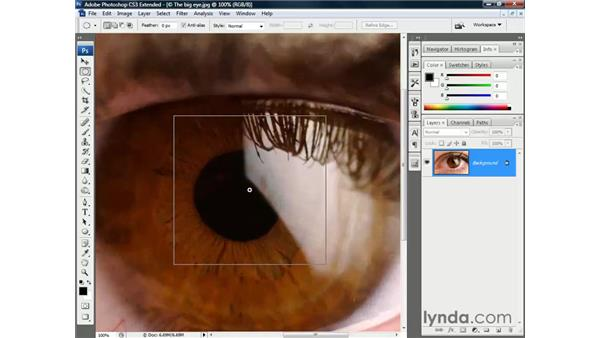 The Anti-alias check box: Photoshop CS3 Channels and Masks: The Essentials