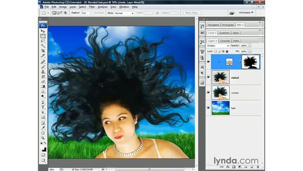 Toasting the edges: Photoshop CS3 Channels and Masks: The Essentials