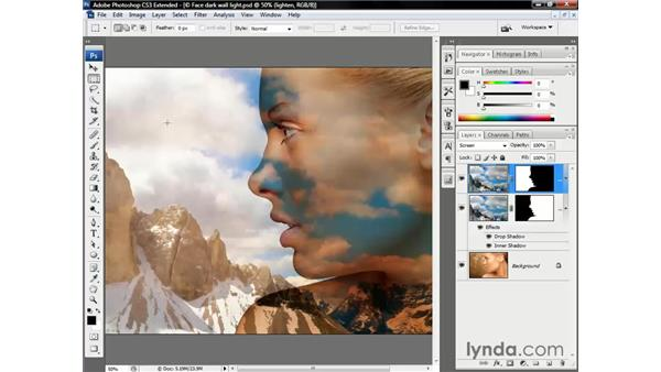Screen, Multiply, Dodge, and Burn: Photoshop CS3 Channels and Masks: The Essentials