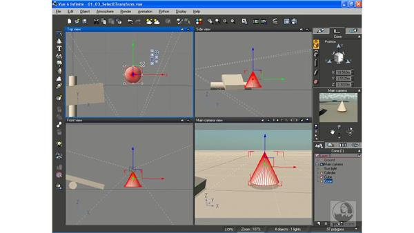 Selecting and transforming objects: Vue 6 xStream Essential Training