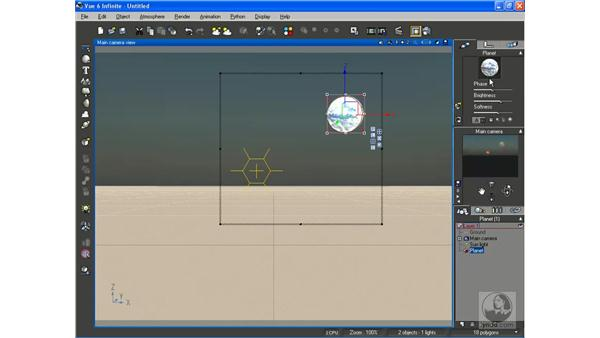 Planets: Vue 6 xStream Essential Training