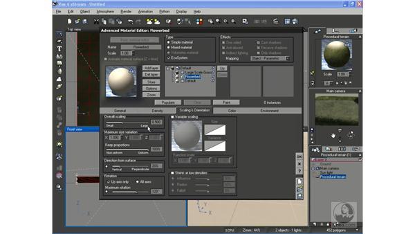 Preparing images to create and control terrain: Vue 6 xStream Essential Training