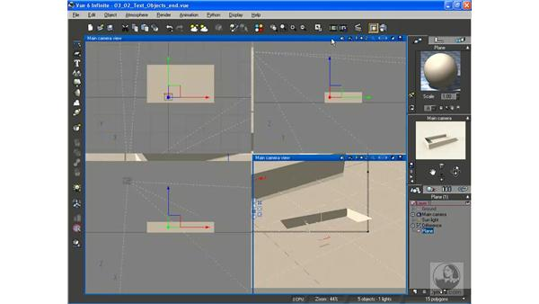 Boolean objects: Vue 6 xStream Essential Training