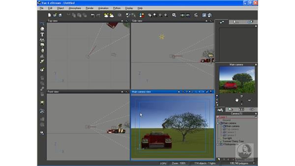 Using frame guides: Vue 6 xStream Essential Training