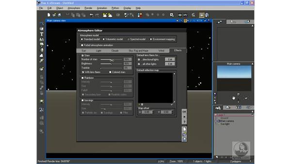 Creating stars: Vue 6 xStream Essential Training
