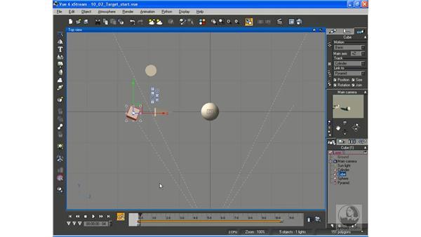 Track animation: Vue 6 xStream Essential Training