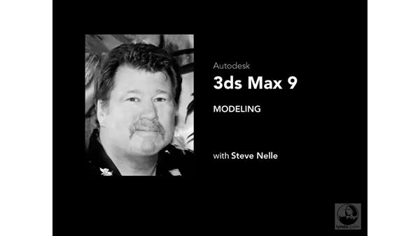 Welcome: 3ds Max 9 Modeling