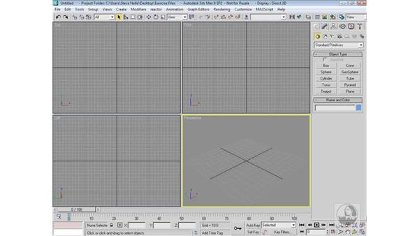 How to use this title: 3ds Max 9 Modeling