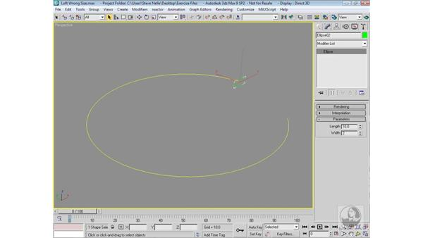 Lofting issues and problems: 3ds Max 9 Modeling