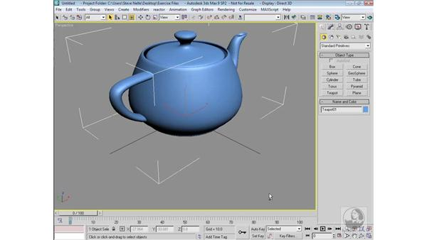 Noise: 3ds Max 9 Modeling