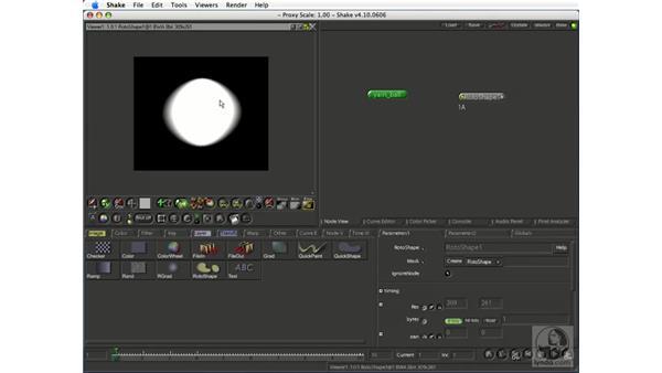 Motion blur: Shake 4.1 Essential Training