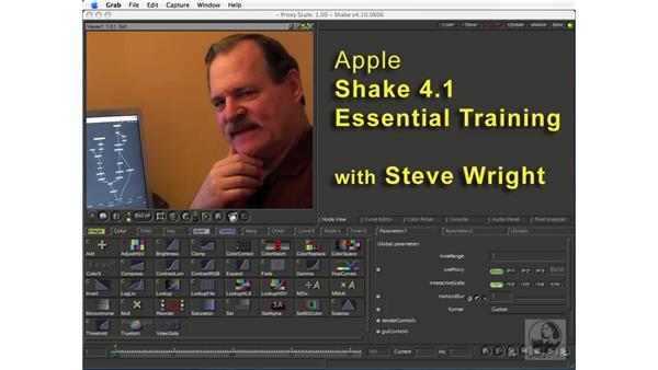 Goodbye: Shake 4.1 Essential Training