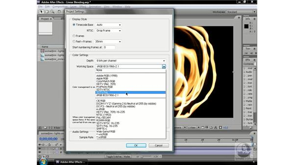 Why you need color management: After Effects CS3 Professional Beyond the Basics
