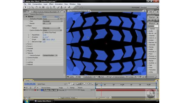 What is a particle system?: After Effects CS3 Professional Beyond the Basics
