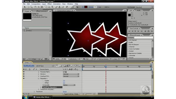 Using Path Operands with Shape Layers: After Effects CS3 Professional Beyond the Basics
