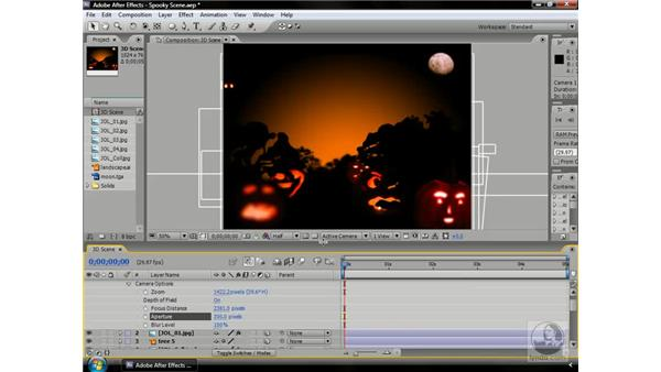 Using Depth of Field: After Effects CS3 Professional Beyond the Basics
