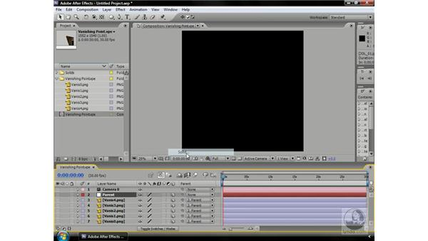 Getting back missing 3D layers: After Effects CS3 Professional Beyond the Basics