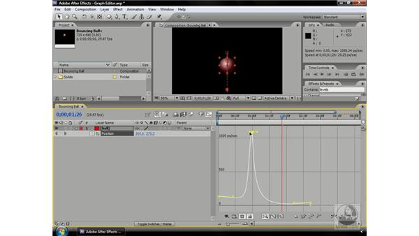 Creating masterful animation with graphs: After Effects CS3 Professional Beyond the Basics