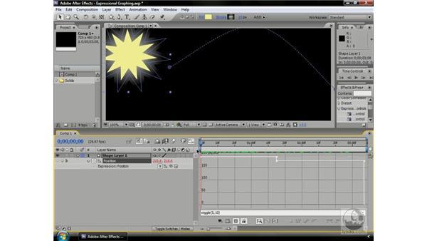 Expressions and the Graph Editor: After Effects CS3 Professional Beyond the Basics