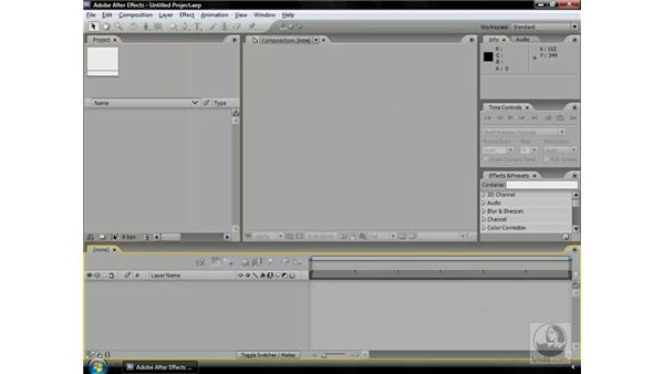 Getting what you want with Preferences: After Effects CS3 Professional Beyond the Basics