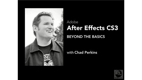 Goodbye: After Effects CS3 Professional Beyond the Basics