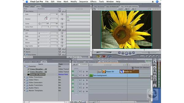 Creating favorite effects: Final Cut Pro 6 Essential Effects