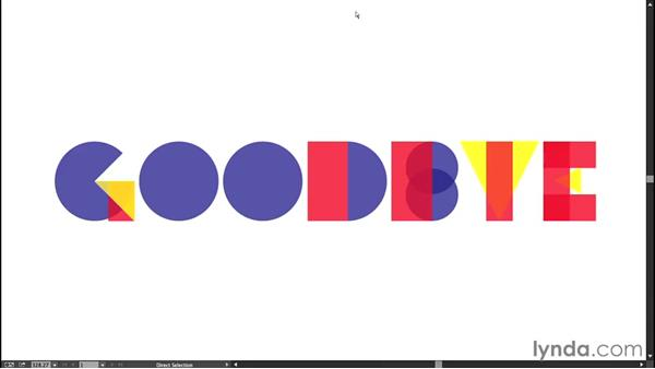 Goodbye: Type Project: Bauhaus Book Cover