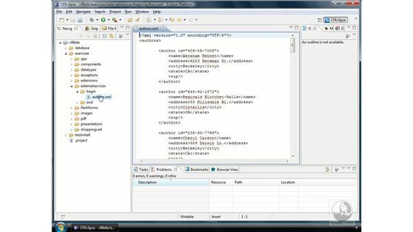 Understanding XML: ColdFusion 8 Beyond the Basics