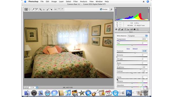 Working with RAW files in an external editor: iPhoto '08 Essential Training