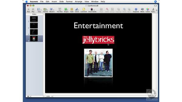 Using Instant Alpha: Keynote '08 Essential Training