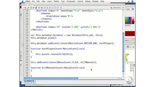 Shooting enemies: ActionScript 3.0 Projects: Game Development
