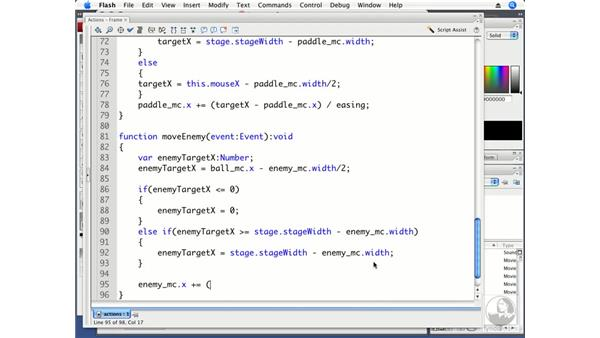 Developing the enemy's artificial intelligence: ActionScript 3.0 Projects: Game Development