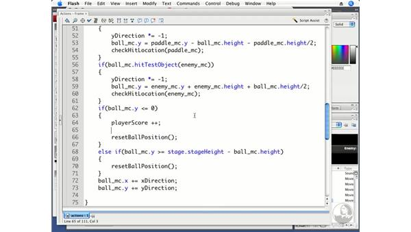 Keeping track of points: ActionScript 3.0 Projects: Game Development