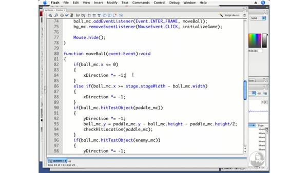 Adding sound: ActionScript 3.0 Projects: Game Development