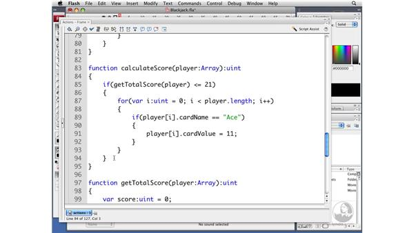 Calculating the score: ActionScript 3.0 Projects: Game Development